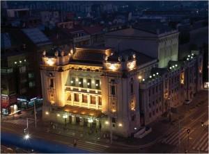 1309 Operan i Belgrad