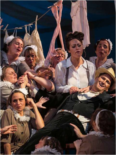 Kärleksdrycken på GöteborgsOperan