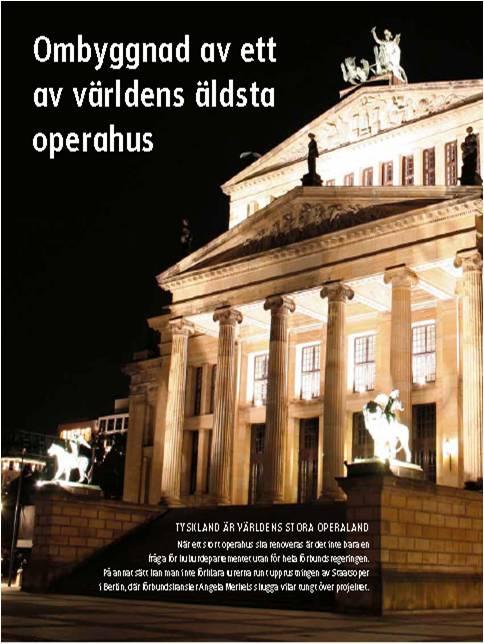operahus Berlin