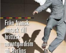 Från fransk barock till brittisk avantgardism på Berlins operascener