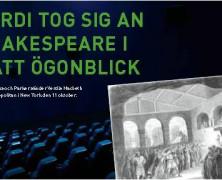 Folkets Hus och Parker sänder Verdis Macbeth från Metropolitan i New York den 11 oktober