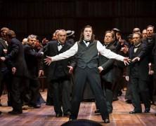 Daniel Frank vinnare av Operapriset 2014