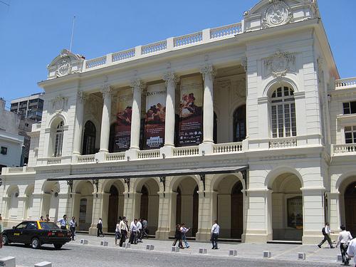 Teatro Municipal i Santiago de Chile – Pinochets sista bastion?