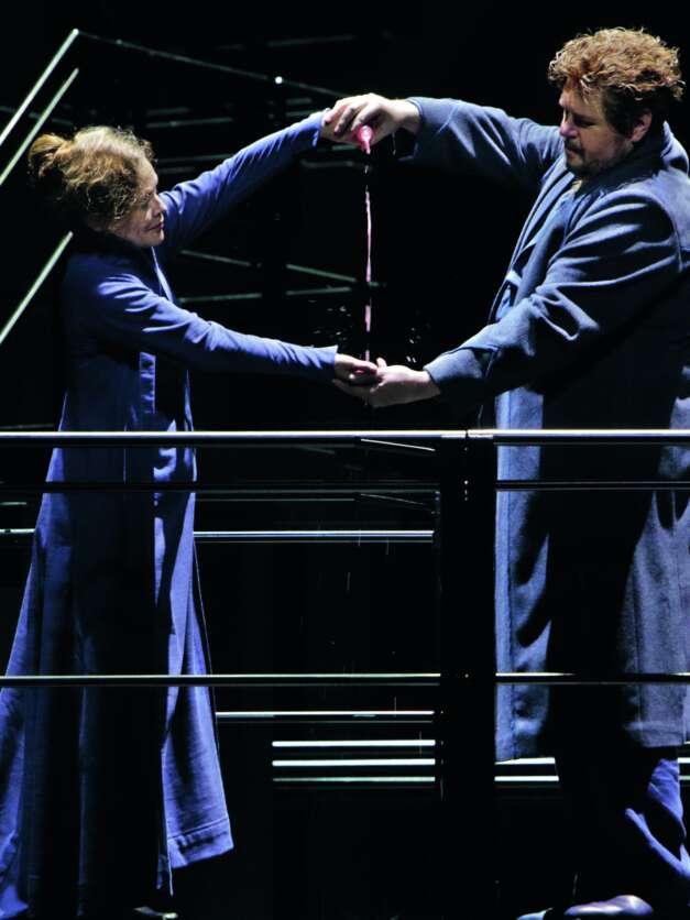 FESTIVAL – Tristan och Isolde – Bayreuth