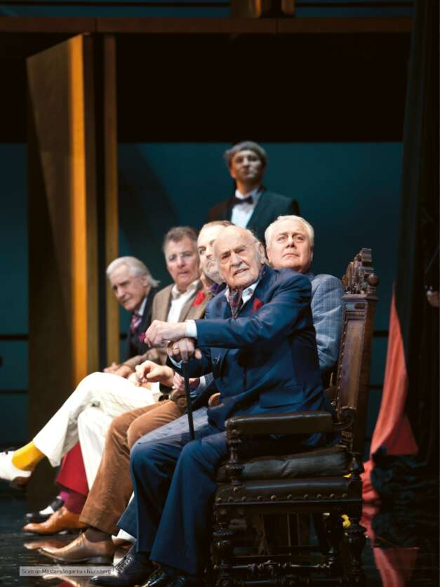 Mästersångarna i Nürnberg Staatsoper im Schiller Theater, Berlin