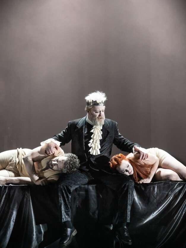 Tristan och Isolde på Folkoperan