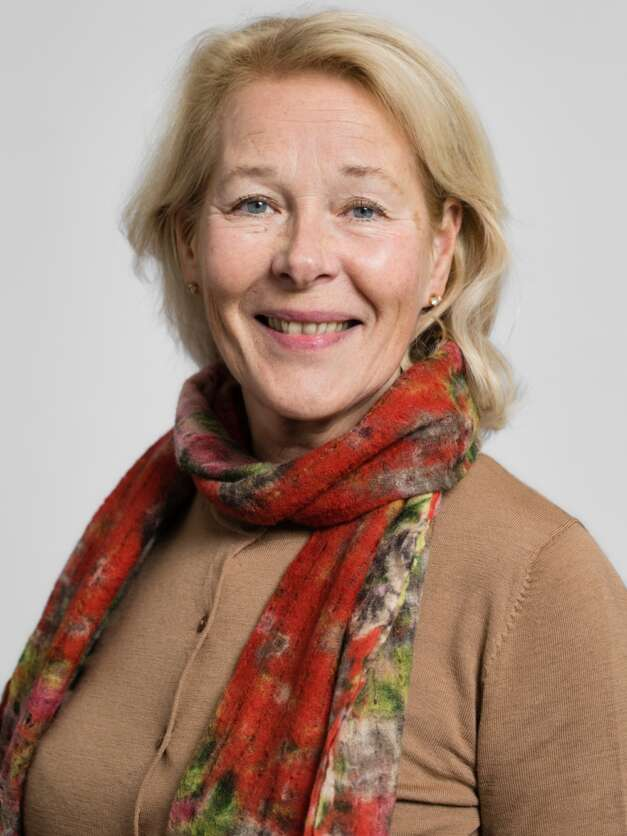 Birgitta Svendén har valts till ny ordförande för Svensk Scenkonst