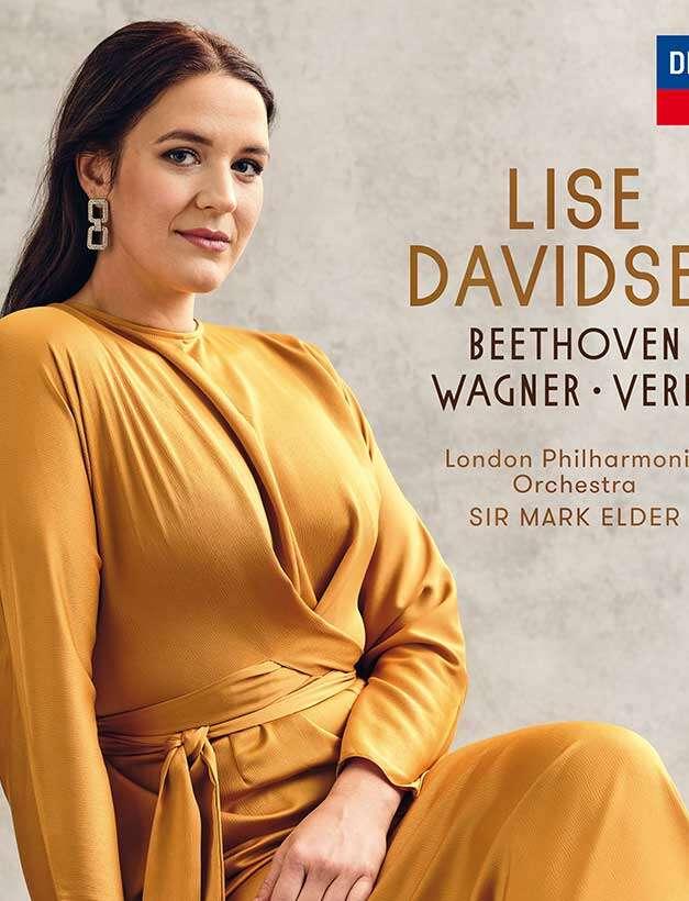 Lise Davidsens nya cd-album