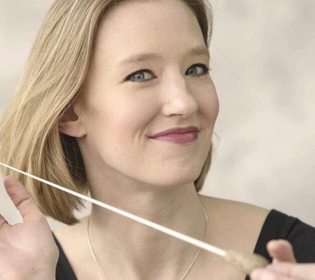 Joana Mallwitz ny chefsdirigent vid Konzerthaus i Berlin