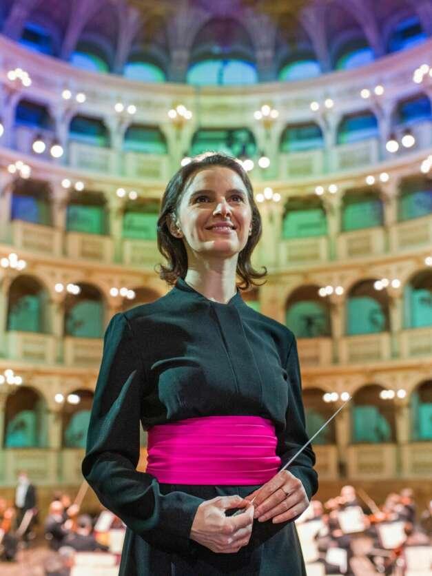 Oksana Lyniv ny chefsdirigent vid Teatro Comunale i Bologna